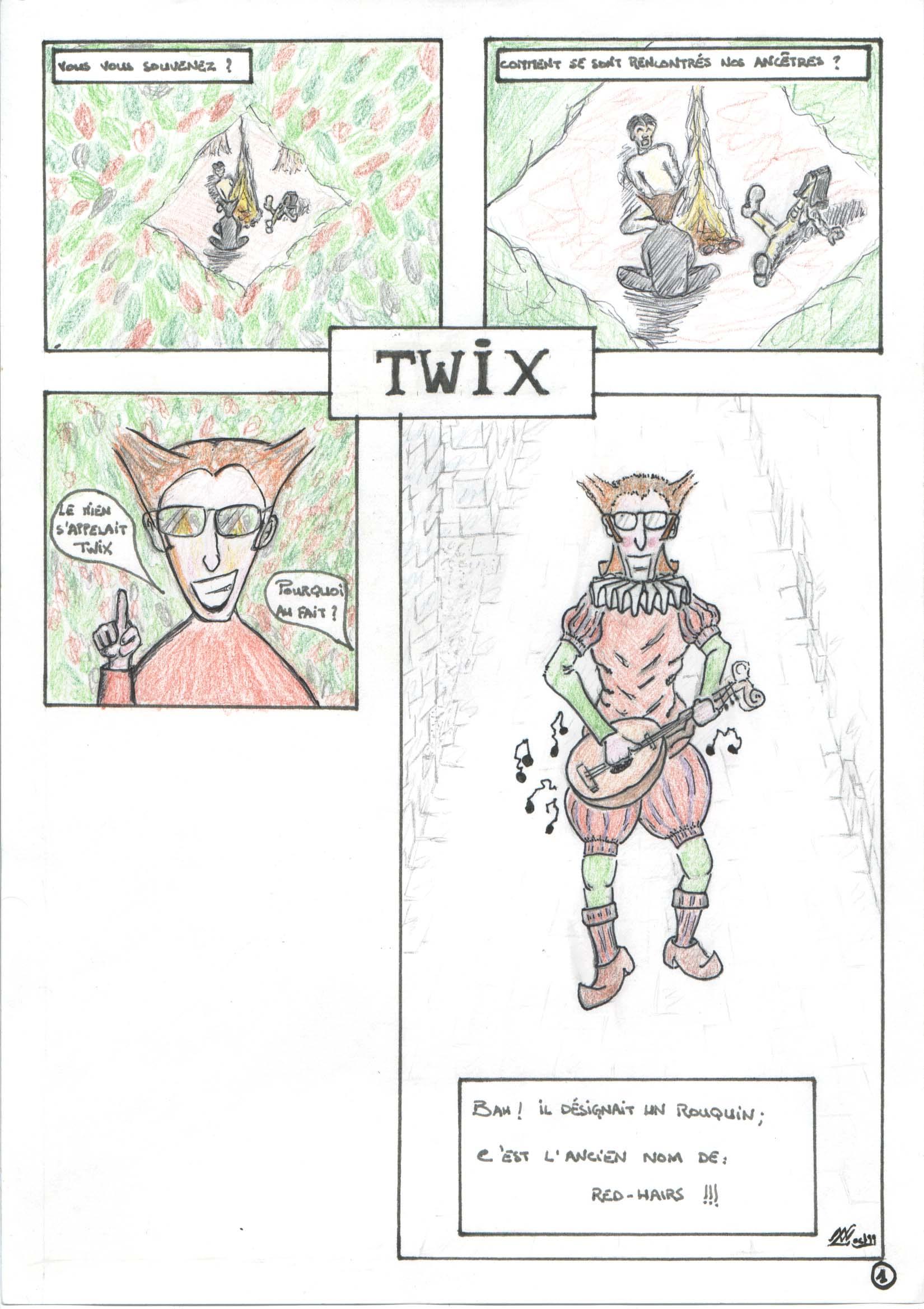 P01 La rencontre - Twix