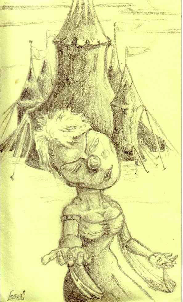 Clown 03